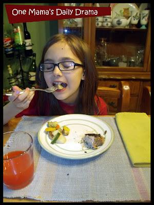 healthy kids like vegetables