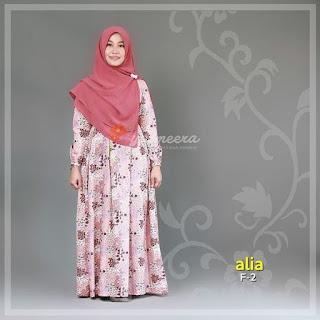 Gamis Yasmeera Alia Dress F2