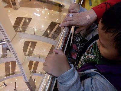 Mall PACIFIC PLACE, jakarta Selatan