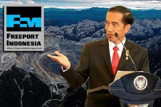 Setujukah ? Presiden Harus Batalkan Perpanjangan Kontrak Freeport yang dilakukan Oleh Arcandra