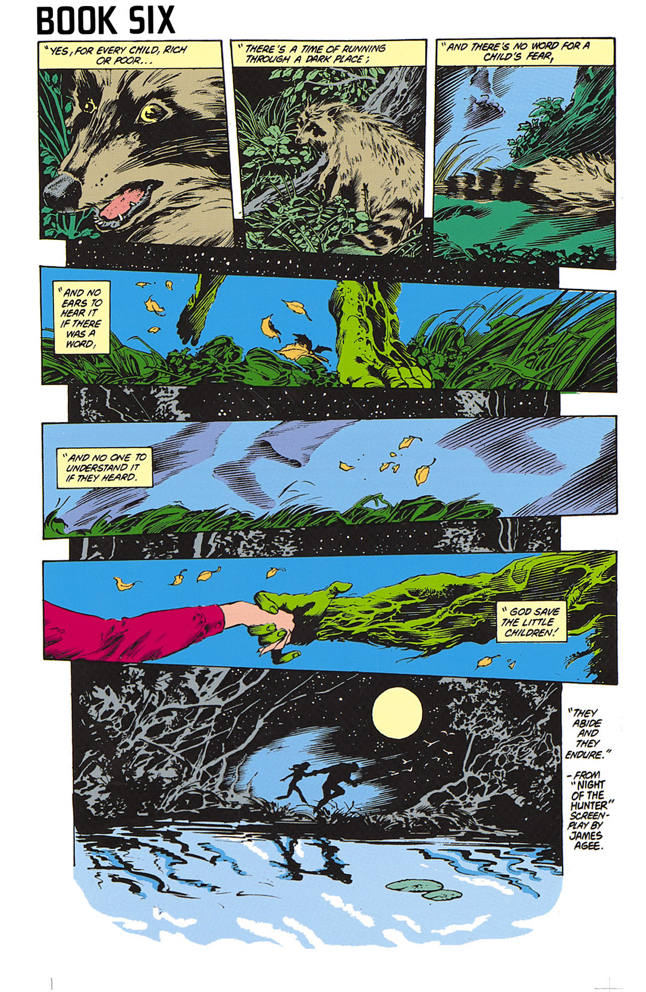 Swamp Thing (1982) Issue #26 #34 - English 2