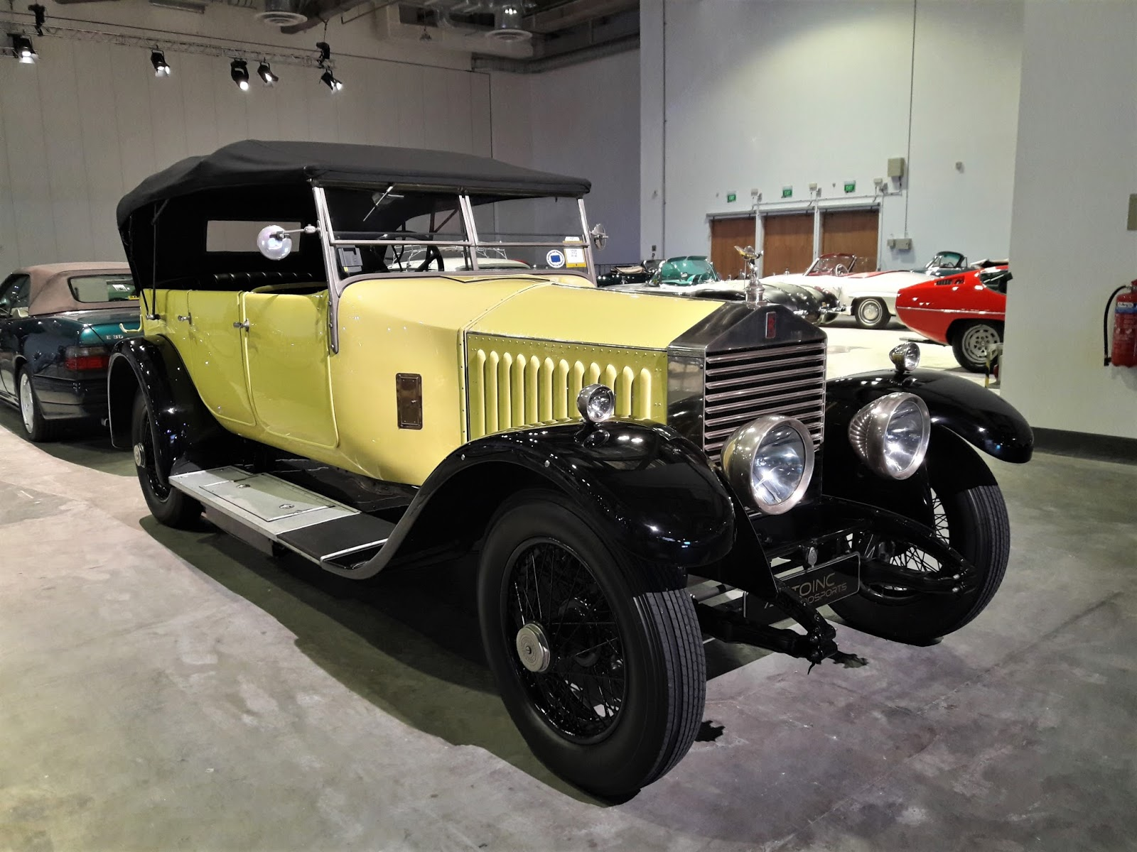 Singapore Vintage and Classic Cars: More than an old car #52: Rolls ...