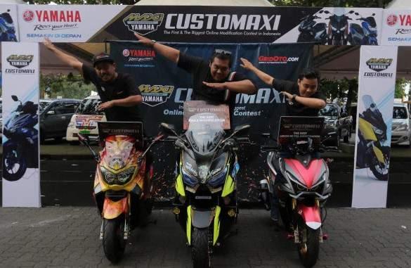 Yamaha_Customaxi_Semarang_2018