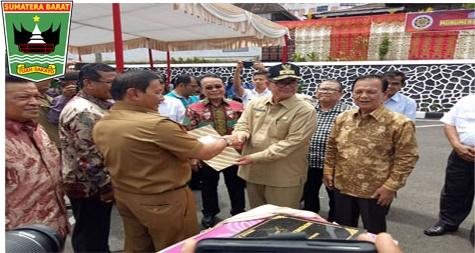 Wagub Nasrul Abit: Memuji Pimpinan Yang Dengan Pola Asal Bapak Senang (ABS) Hal Yang Menyesatkan,