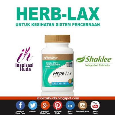 herblax, herb lax, shaklee, vitamin, suplemen, product, pencernaan, detox