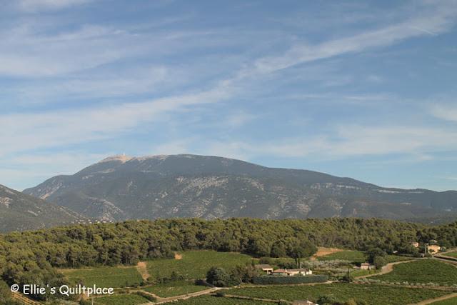 France-Provence-Mont-Ventoux