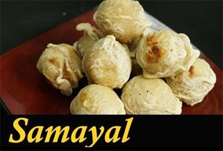 Susiyam Recipe in Tamil / Suzhiyam Recipe / Sweet Recipes in Tamil