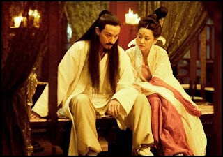 Chang Chen y Zhou Yun en The Assassin (Hou Hsiao-Hsien, 2015)