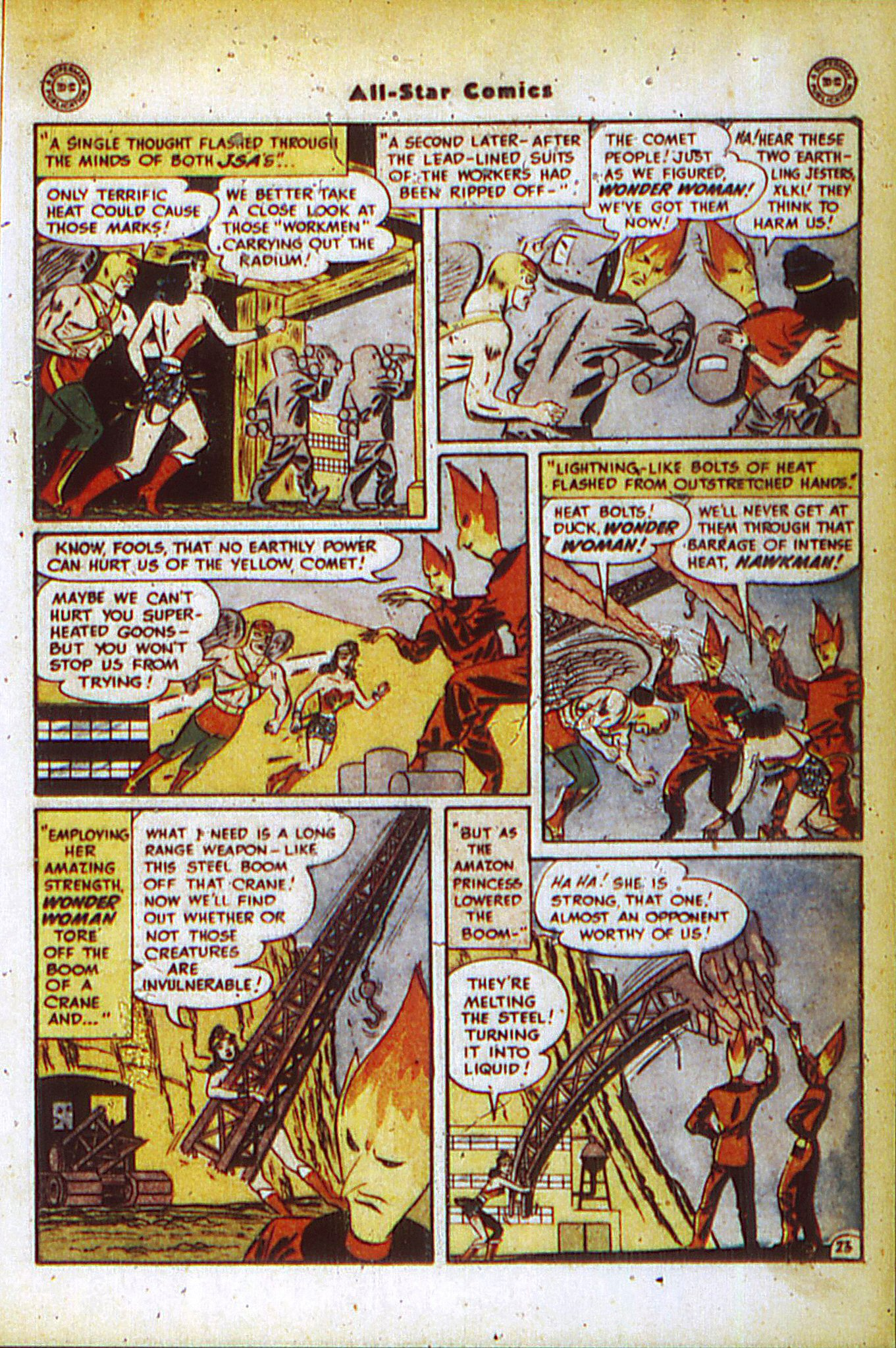 Read online All-Star Comics comic -  Issue #49 - 27