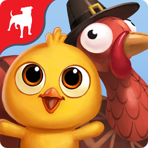 تحميل لعبة المزرعة الرائعة فارم فيلي FarmVille 2 Country Escape مهكرة للاندرويد