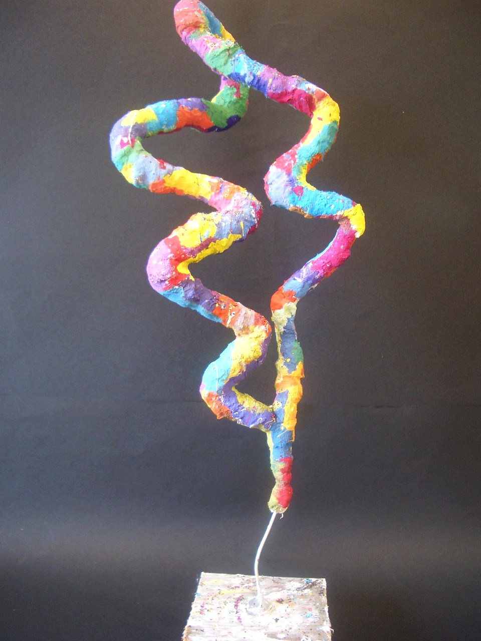DREAM DRAW CREATE: A fun Sculpture project by Middle ...
