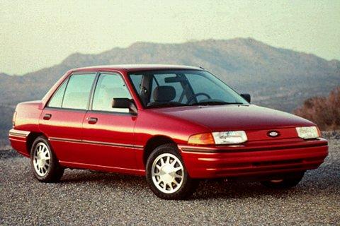 ford escort owner manual    repair