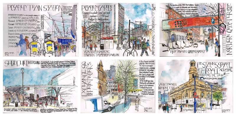 Countdown to #USkManchester2016: Map of sketch locations