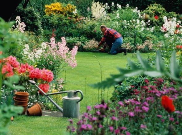 que es la jardineria