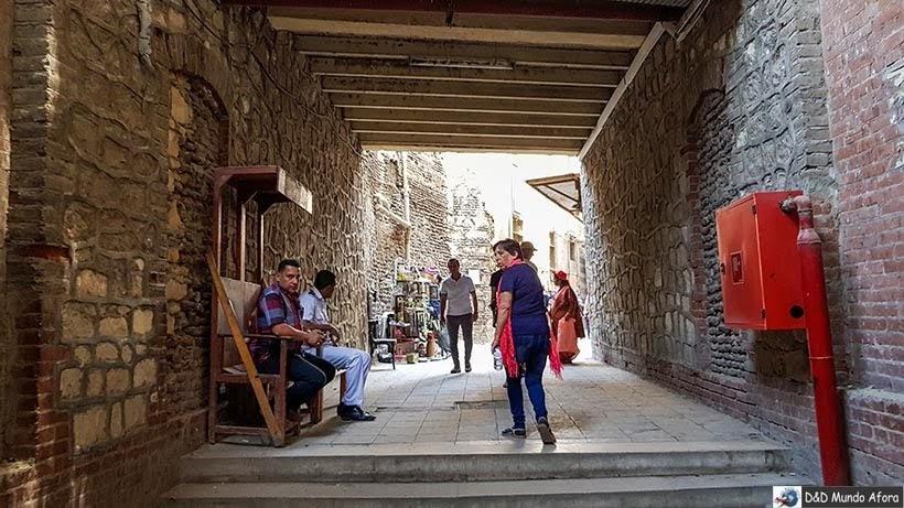 Vielas do Cairo Copta: o bairro dos cristãos no Egito
