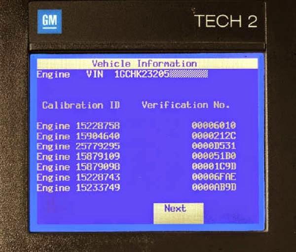 Tech 2 Scanner For Duramax