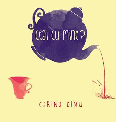 Ceai cu mine de Carina Dinu