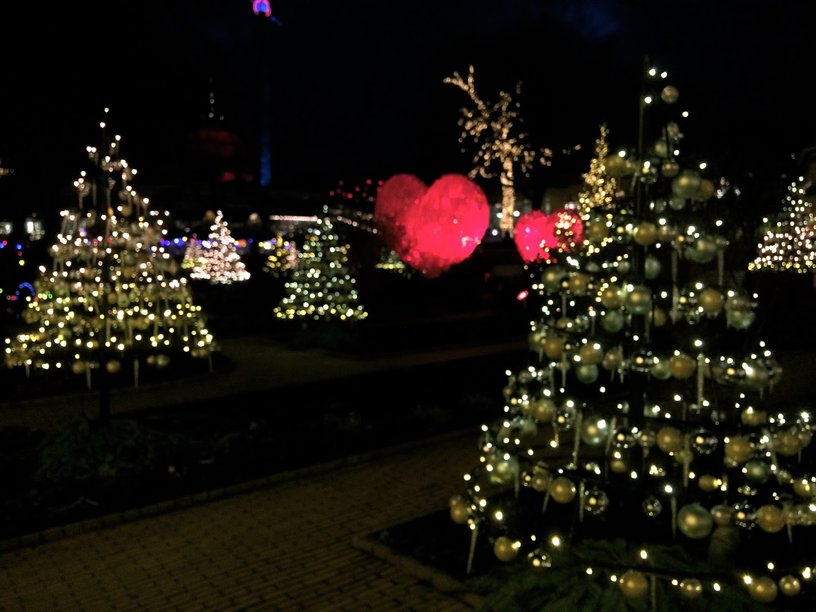 Copenhagen at Christmas - Tivoli