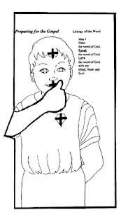 catholic mass coloring pages - photo#34