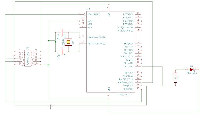 JASTECH: USBasp programmer with avrdude(Linux)
