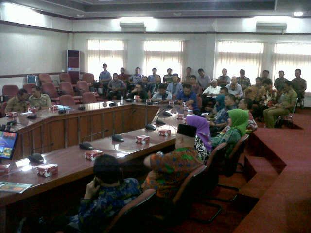 Pemkab Lampung Barat Belajar Sistem Pemerintahan di Subang