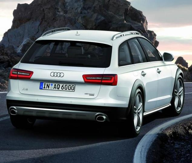 Audi Revealed New 2013 Audi A6 Allroad Quattro Car Audio