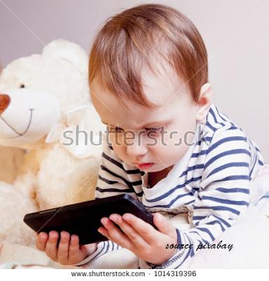 Tips yang Ampuh Agar Anak Terhindar Dari Main Gadget Berlebihan