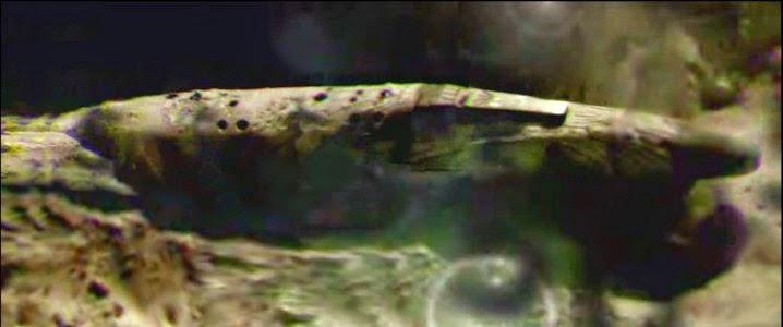 Risultati immagini per Apollo 20, enorme UFO