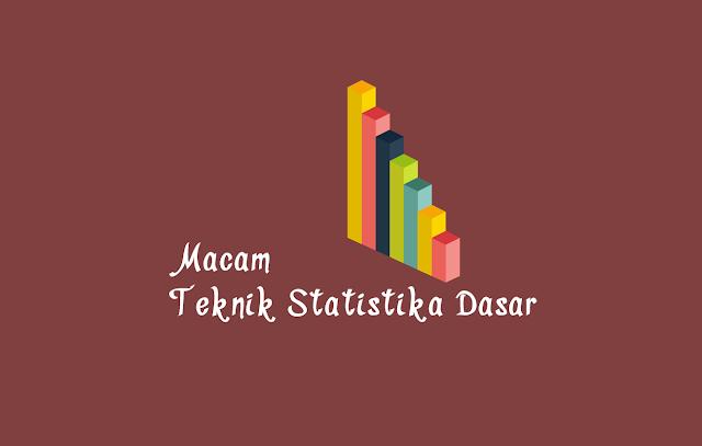 Macam Teknik Statistika Dasar