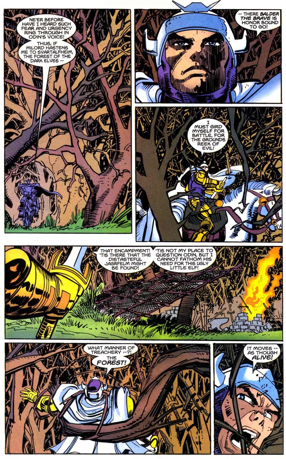 Thor (1998) Issue #22 #23 - English 20