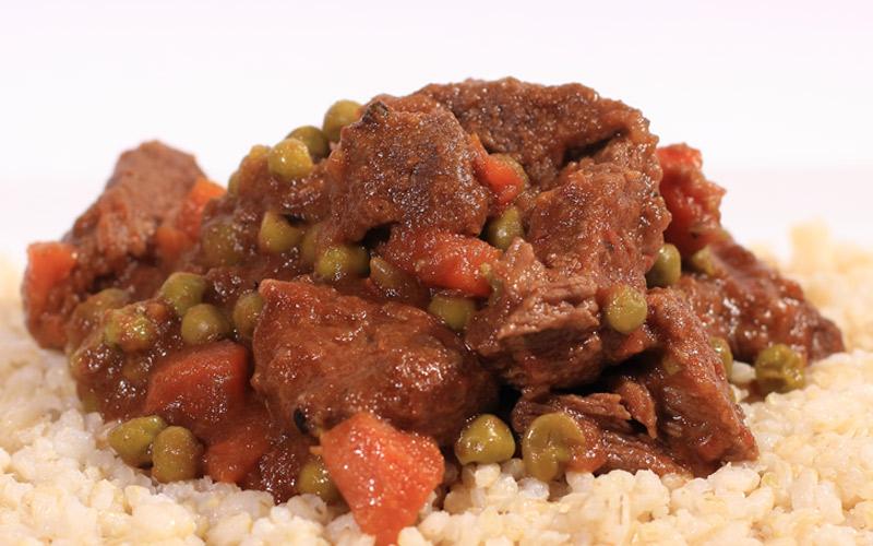 Estofado De Carne Adelgazar Sin Hacer Dietas Recetas De Cocina Fáciles Y Sanas Rutinas De Ejercicios Salud Y Tips