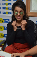 Tejaswini Madivada backstage pics at 92.7 Big FM Studio Exclusive  20.JPG