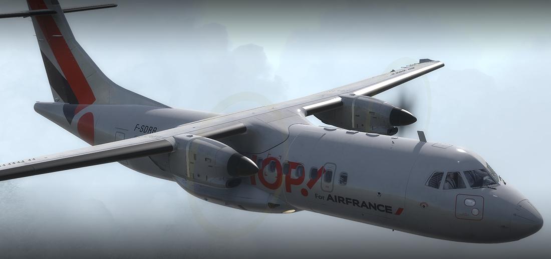 FSX/FSX:SE/P3Dv3/P3Dv4+] - Carenado ATR 42-500