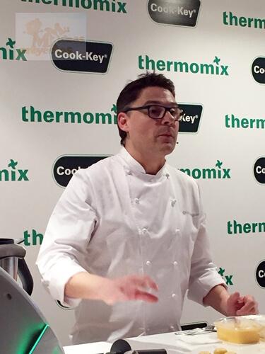 Oriol Balaguer nos presenta la cook-key3