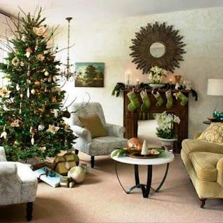Dekorasi Pohon Natal 2016