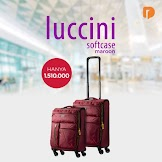 Luccini Softcase Maroon