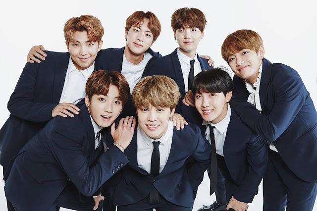BTS Raih Peringkat Ke 2 dan 3 di Daftar Album Global Terlaris IFPI 2018