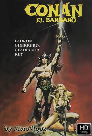Conan El Barbaro 1982 [1080p] [Latino-Ingles] [MEGA]