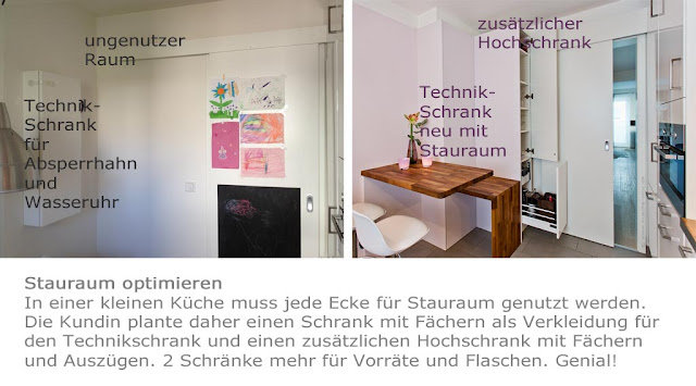wir renovieren ihre k che kleine moderne kueche. Black Bedroom Furniture Sets. Home Design Ideas