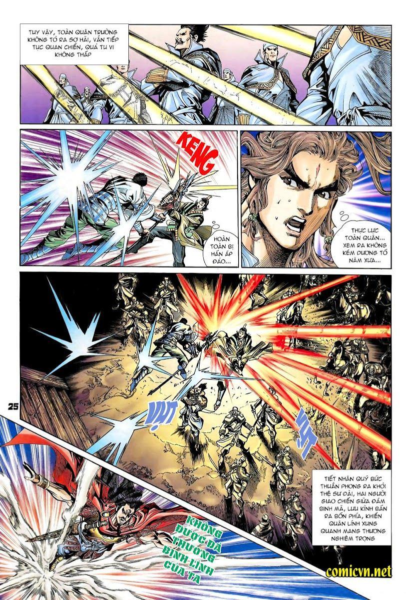 Đại Đường Uy Long chapter 90 trang 25