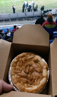 Coventry Football Pie Review