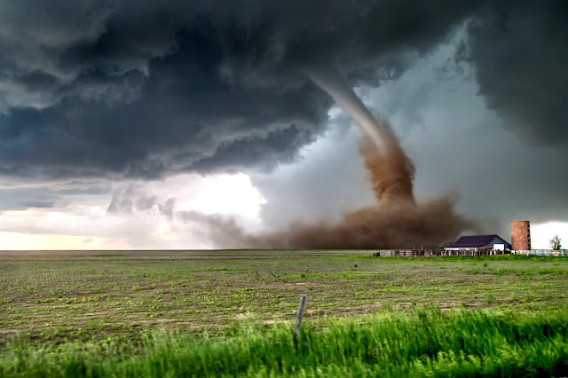 Tornado, deadly events
