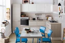 Ide Desain Dapur Dan Ruang Makan Terbuka