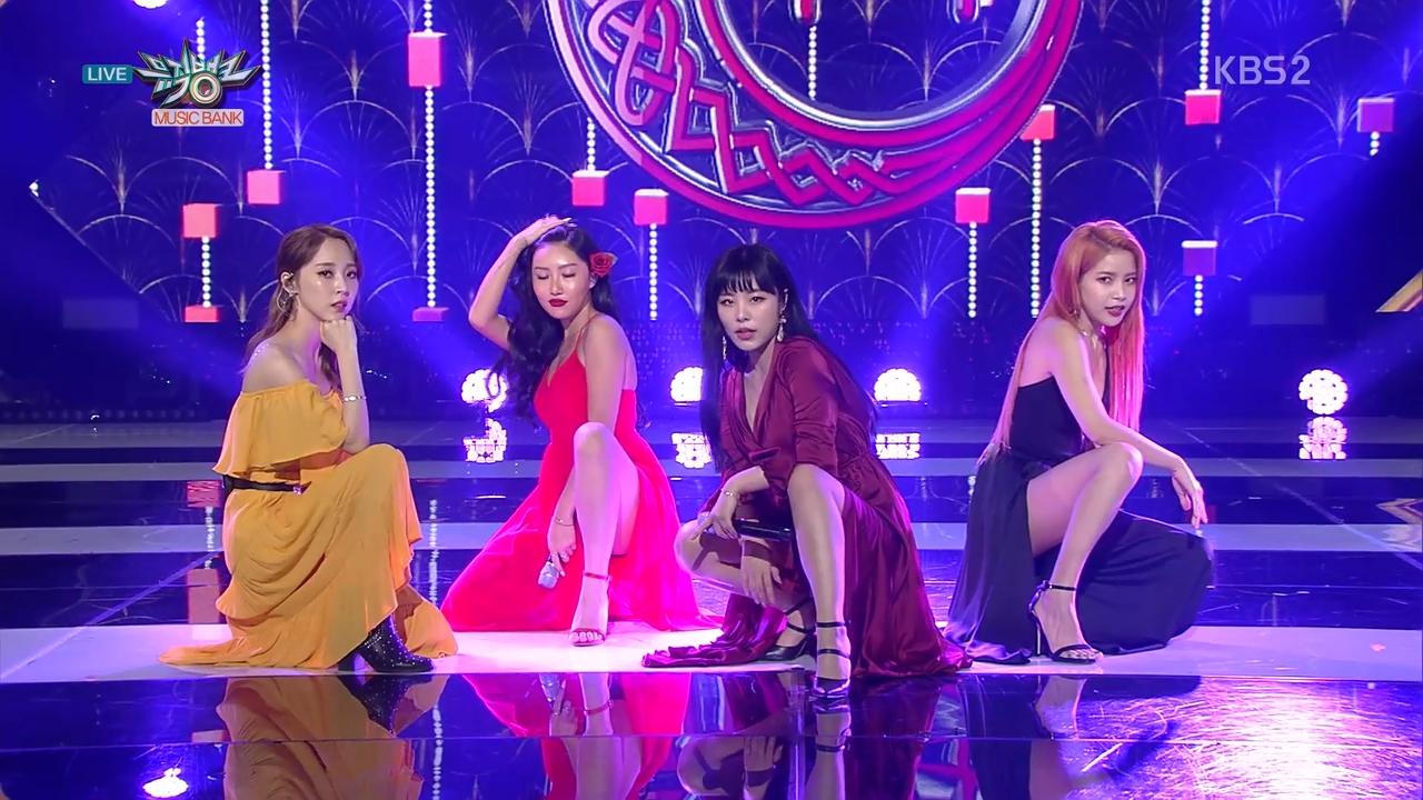 Chamita K-POP Live Performance Download: 180727 KBS Music Bank