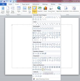 Cara Mudah Membuat Jadwal Piket di Microsoft Word