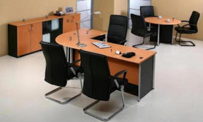 desain kantor bernuansa modern