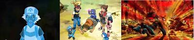 Pokemon Capitulo 19 Temporada 11 El Policia Pokemon Y El Rapto De Riolu (1Parte)