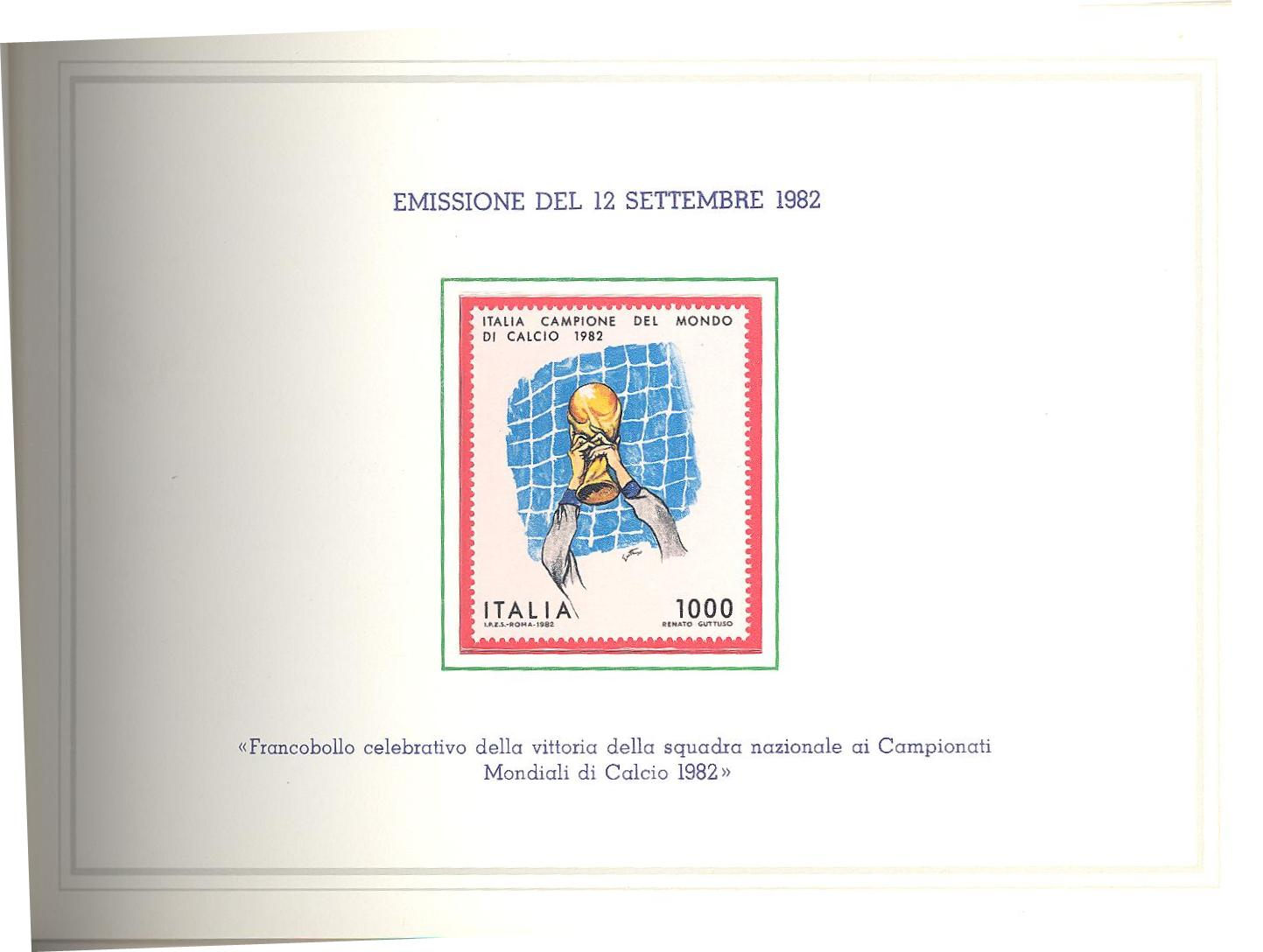 Italia campione del mondo di calcio 1982
