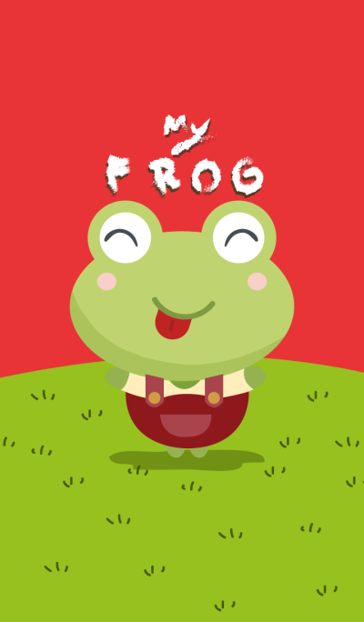 MY FROG (Red ver.)