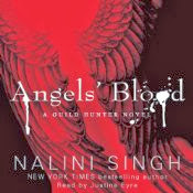 Book Cover of Angel's Blood